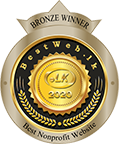 Best Web 2020 Award - Best None Profit Website