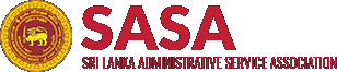 SASA - Sri Lanka Administrative Service Association Logo