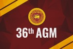 36th Annual General Meeting : a